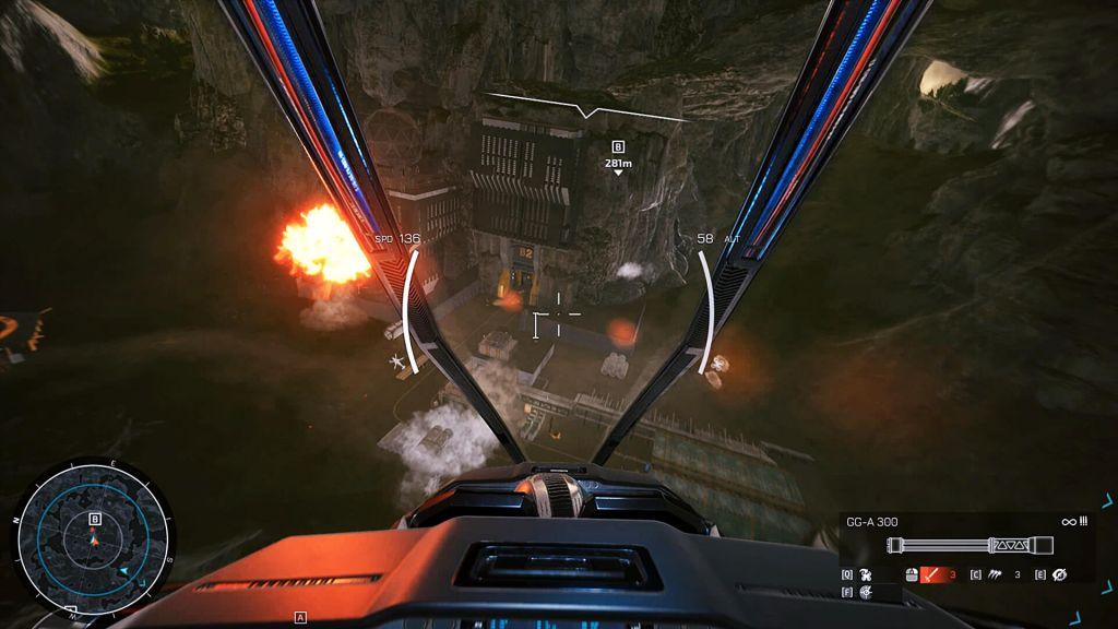 Comanche gameplay