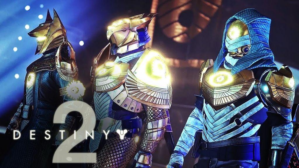 Personaggi di Destiny 2 per l'evento delle prove di osiride