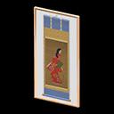 Quadro armonioso - Mikaeri - La donna riempie quasi tutto il quadro invece del 60% dello spazio