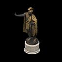 Statua trionfante