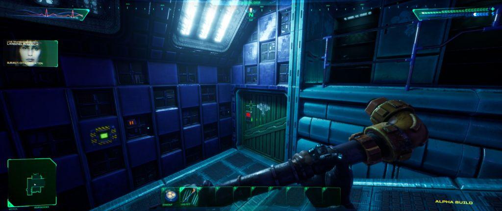 System Shock Alpha Demo