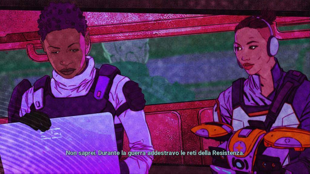 Artwork XCOM: Chimera Squad