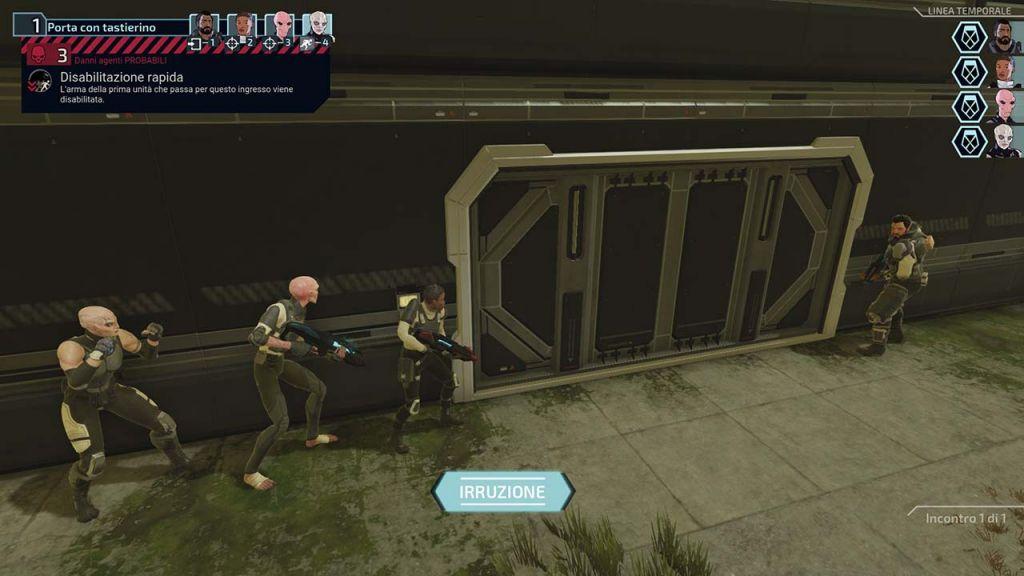 Modalità Irruzione XCOM: Chimera Squad