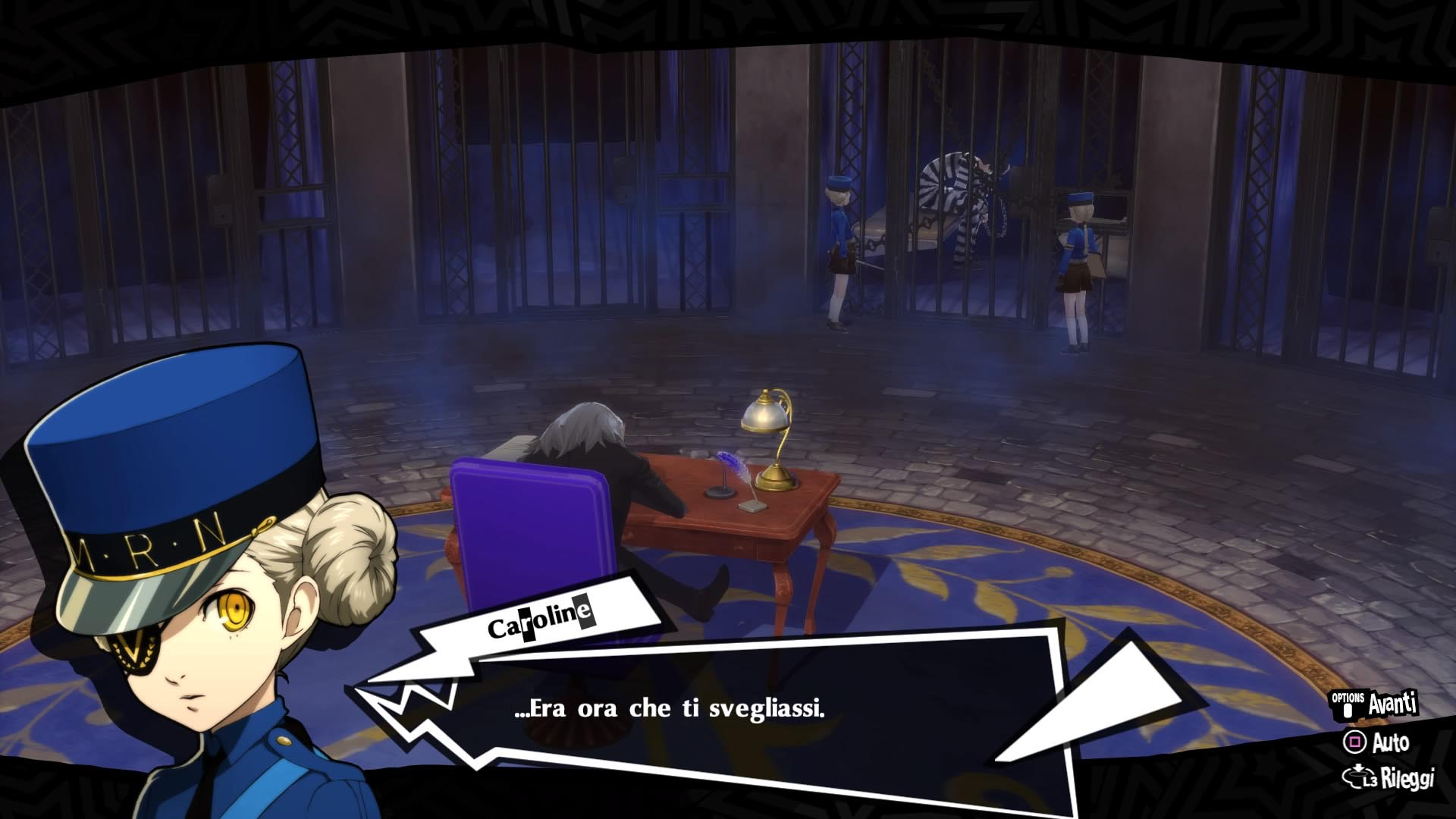 La Stanza di Velluto in Persona 5 Royal