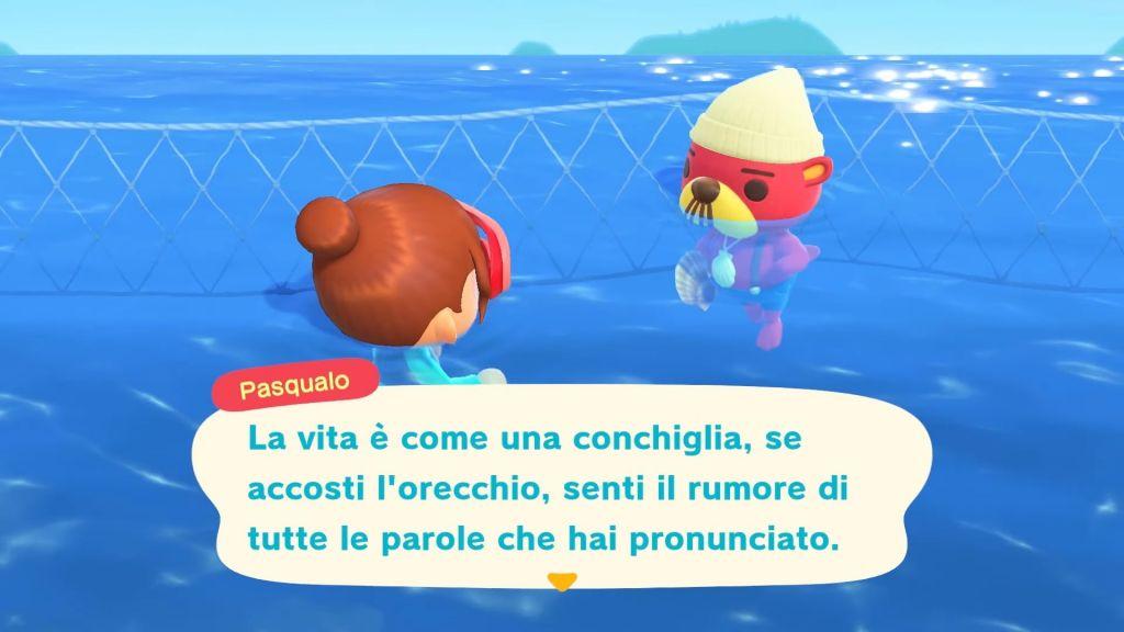 Animal Crossing Pasqualo