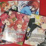 The Quintessential Quintuplets recensione (senza spoiler)