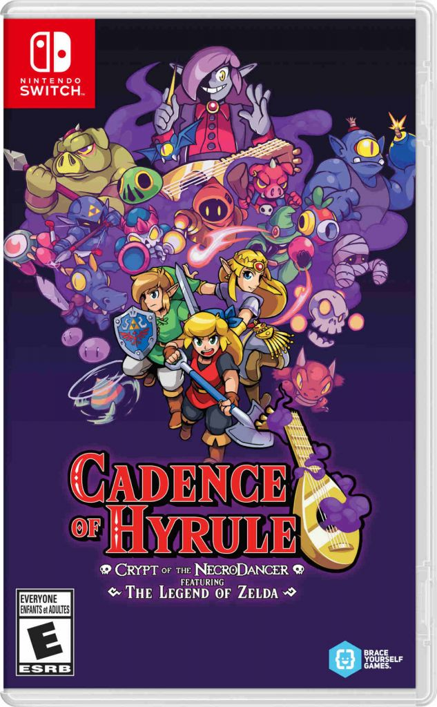 Cadence of Hyrule Retail