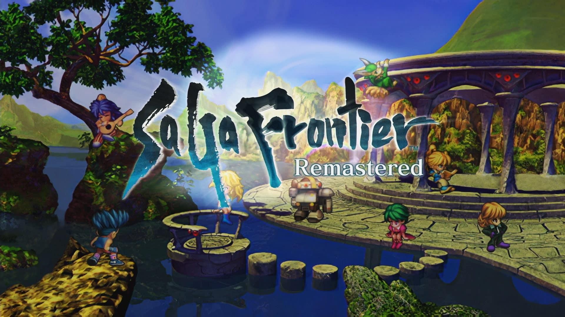 Saga Frontier Remastered in arrivo la prossima estate