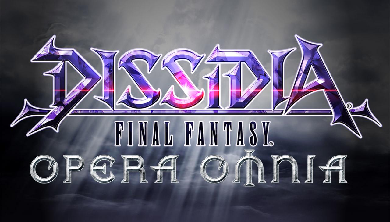 Final Fantasy Dissidia Opera Omnia